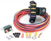 Fuses & Wiring - Fuse Blocks - Painless Performance Products - Painless Performance Circuit Boss Aux. Fuse Block