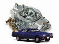 Carburetors - Street Performance - Holley Model 4150 HP Carburetors - Holley Performance Products - Holley Street HP Carburetor - 4 bbl.