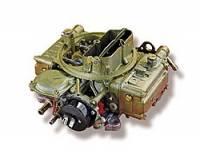 Street and Strip Carburetors - Holley Model 4160 Adjustable Float Carburetors - Holley Performance Products - Holley Street Carburetor - 4 bbl.
