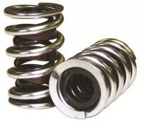 Engine Components - Howards Cams - Howards Electro Polished Pro-Alloy Mechanical Roller  Dual Valve Springs - 1.550