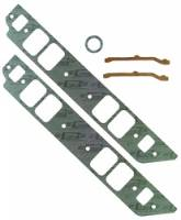Chevrolet C10 Gaskets and Seals - Chevrolet C10 Intake Manifold Gaskets - Mr. Gasket - Mr. Gasket Intake Gasket - Rectangle Raised Port