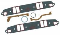 Intake Manifold Gaskets - Intake Manifold Gaskets - SB Chrysler - Mr. Gasket - Mr. Gasket Ultra Seal Intake Gasket - Port Dimensions: Width: 1.17 in. x Height: 2.27 in.