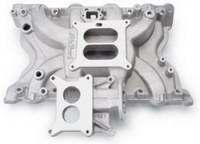 Intake Manifolds - Intake Manifolds - Ford Boss 302 / 351C / 351M / 400 - Edelbrock - Edelbrock Performer 400 EGR Intake Manifold - Cast