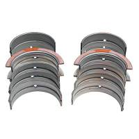 Main Bearings - Main Bearings - Pontiac - Clevite Engine Parts - Clevite Main Bearing Set