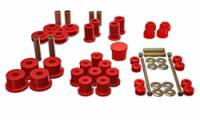 Bushings - Master Bushing Sets - Energy Suspension - Energy Suspension Hyper-Flex System - Red