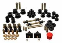 Bushings - Master Bushing Sets - Energy Suspension - Energy Suspension Hyper-Flex System - Black