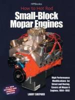 Engine Books - Mopar Engine Books - HP Books - How To Hot Rod Small Block Chrysler