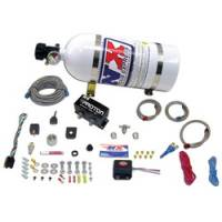 Nitrous Oxide - Nitrous Oxide Systems - Nitrous Express - Nitrous Express Proton EFI Fly By Wire Nitrous System w/ 10 lb. Bottle and Brackets