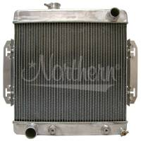 Cooling & Heating - Northern Radiator - Northern Hotroad Radiator-Ford / Mopar