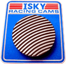 """Tools & Pit Equipment - Isky Cams - Isky Cams Piston Notching Cutter - 2-1/8"""""""