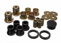 Control Arm Bushing Sets - Polyurethane Control Arm Bushings - Energy Suspension - Energy Suspension Control Arm Bushing Set - Black