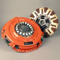 Street Performance USA - Centerforce - Centerforce Dual Friction® Clutch Pressure Plate and Disc Set - Size: 12 in.