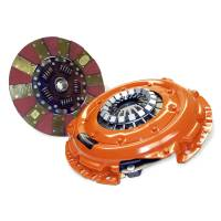 Ford Mustang (5th Gen) Drivetrain - Ford Mustang (5th Gen) Clutch Kits - Centerforce - Centerforce Dual Friction® Clutch Pressure Plate and Disc Set - Size: 11 in.