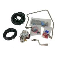 Brake Fluid Controls - Roll Controls / Line Locks - Hurst Shifters - Hurst Roll Control Kit - 05-09 Mustang