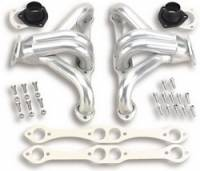 Street Rod Headers - SB Chevy Street Rod Headers - Hooker Headers - Hooker Headers Super Competition Block Hugger Headers - SB Chevy 262-400 Engine