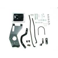 Chevrolet Chevelle Drivetrain - Chevrolet Chevelle Shifter Brackets Cables and Linkages - Hurst Shifters - Hurst Mastershift™ Shifter Installation Kit