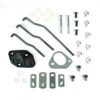 Chevrolet Chevelle Drivetrain - Chevrolet Chevelle Shifter Brackets Cables and Linkages - Hurst Shifters - Hurst Competition Plus® Shifter Installation Kit