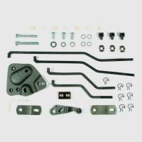 Chevrolet Corvette Drivetrain - Chevrolet Corvette Shifter Brackets Cables and Linkages - Hurst Shifters - Hurst Competition Plus® Shifter Installation Kit