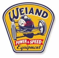 Crew Apparel - Weiand - Weiand Metal Power / Speed Sign