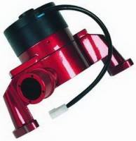 Chevrolet C-10 - Chevrolet C10 Heating and Cooling - Proform Performance Parts - Proform Electric Water Pump - Red