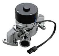 Water Pumps - Electric - Small Block Ford Electric Water Pumps - Proform Performance Parts - Proform Electric Water Pump - Chrome
