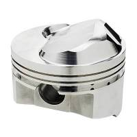 Engine Components - Sportsman Racing Products - SRP BB Chevy Domed Piston Set 4.320 Bore +48cc