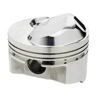 Engine Components - Sportsman Racing Products - SRP BB Chevy Domed Piston Set 4.350 Bore +48cc