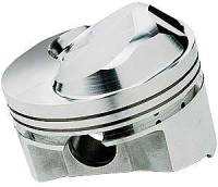 Sportsman Racing Products - SRP BB Chevy Domed Piston Set 4.500 Bore +36cc