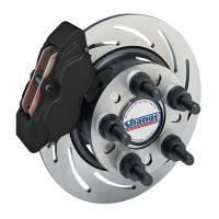 Street Performance USA - Strange Engineering - Strange Engineering Front Brake Kit w/o Hubs or Bearings - 94-04 Must