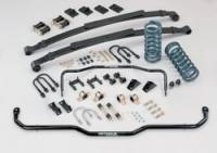 Suspension - Street / Strip - Suspension Kits - Street Performance - Hotchkis Performance - Hotchkis Total Vehicle System Kit - Includes Tie Rod Sleeves / Sport Front Springs / Performance Sway Bar Set - / Sport Leaf Springs