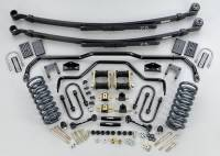 Hotchkis Performance - Hotchkis Total Vehicle System Kit - Includes Tie Rod Sleeves / Sport Front Springs / Performance Sway Bar Set - / Sport Leaf Springs - Image 2