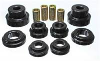 Chassis & Suspension - Suspension - Street / Strip - Energy Suspension - Energy Suspension Sub-Frame Bushing Set - Black