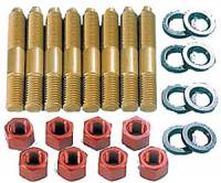 Supercharger Components - Supercharger Stud Kits - Milodon - Milodon Aluminum Blower Studs