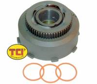 Transmission Service Parts - TH350 Service Parts - TCI Automotive - TCI TH350 Iron Drum/ HD Sprag Assembly