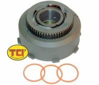 Transmission Service Parts - GM TH350TransmissionService Parts - TCI Automotive - TCI TH350 Iron Drum/ HD Sprag Assembly