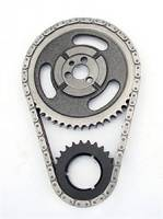Timing Chains - Timing Chains - BB Ford / FE - Comp Cams - COMP Cams Hi-Tech Roller Timing Set - BB Ford