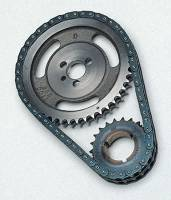 Timing Chains - Timing Chains - BB Ford / FE - Edelbrock - Edelbrock Performer-Link By Cloyes Timing Chain