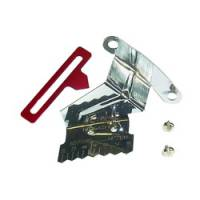 Timing Pointers - Timing Pointers - BB Chevy - Mr. Gasket - Mr. Gasket Timing Tab w/ Adjustable Pointer