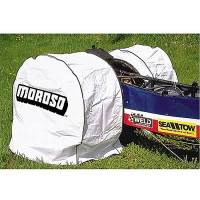 Wheels & Tires - Moroso Performance Products - Moroso Tire Cover Fits Over Tire