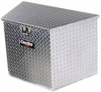Trailer Accessories - Dee Zee - Dee Zee Triangle Trailer Tool Box Large