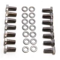 Transmission Accessories - Transmission Pan Bolts - Trans-Dapt Performance - Trans-Dapt Transmission Pan Bolts - Hex Head