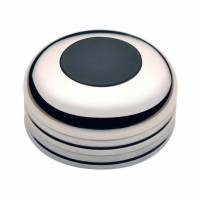 GT Performance - GT Performance GT3 Low Profile Plain Black Horn Button with Spacer - Image 2