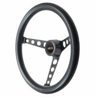 GT Performance - GT Performance GT Classic Foam Steering Wheel-Black - Image 2