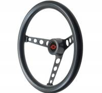 GT Performance - GT Performance GT Classic Foam Steering Wheel-Black - Image 3