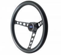GT Performance - GT Performance GT Classic Foam Steering Wheel-Black - Image 4