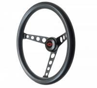 GT Performance - GT Performance GT Classic Foam Steering Wheel-Black - Image 6