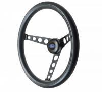 GT Performance - GT Performance GT Classic Foam Steering Wheel-Black - Image 7