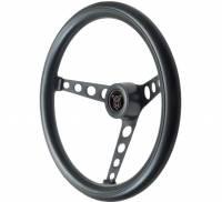 GT Performance - GT Performance GT Classic Foam Steering Wheel-Black - Image 8