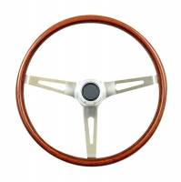 Cockpit & Interior - GT Performance - GT Performance GT Classic Wood Steering Wheel