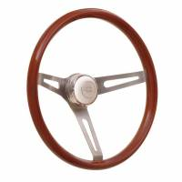 GT Performance - GT Performance GT Retro Light Wood Steering Wheel - Image 2